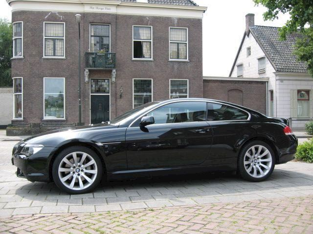 BMW 6-serie 650i high executive aut