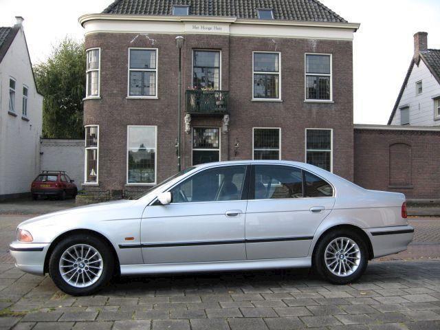 BMW 5-serie occasion - Autobedrijf F. Smits