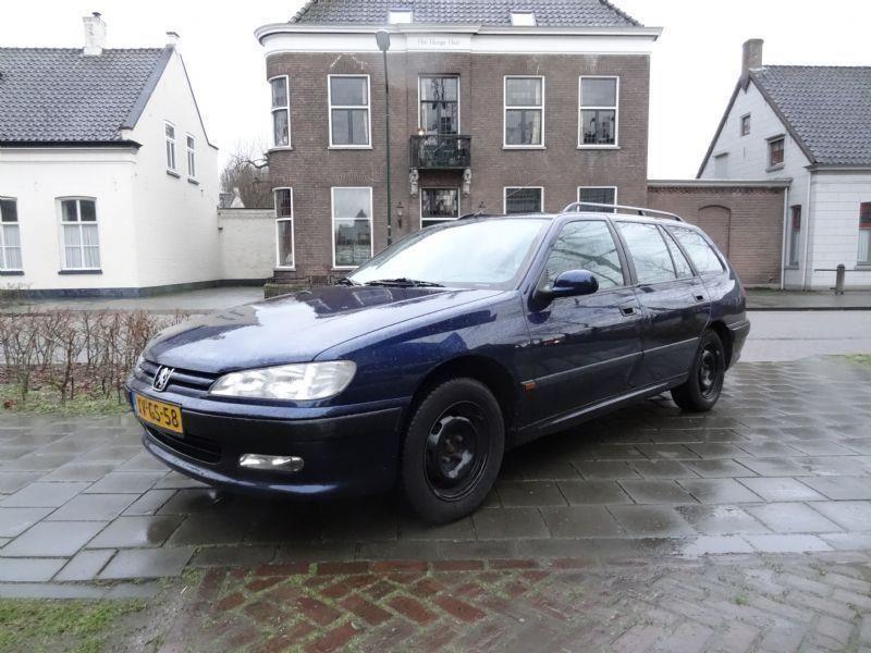 Peugeot 406 occasion - Autobedrijf F. Smits