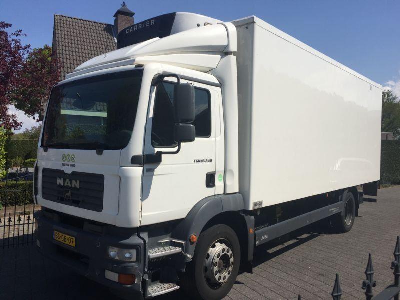 MAN N18 TGM 18.240 4x2 bl KOEL/VRIES Eerste Eigenaar occasion - Autobedrijf F. Smits
