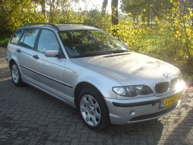 BMW 3-touring occasion - Theo Sonder Auto's