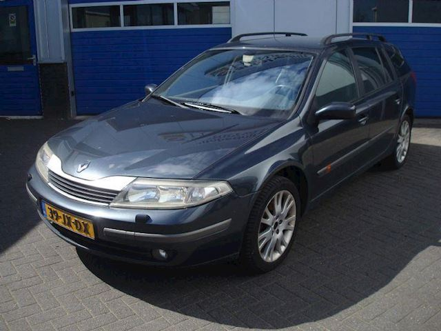 Renault Laguna 1.9 dCi Authent