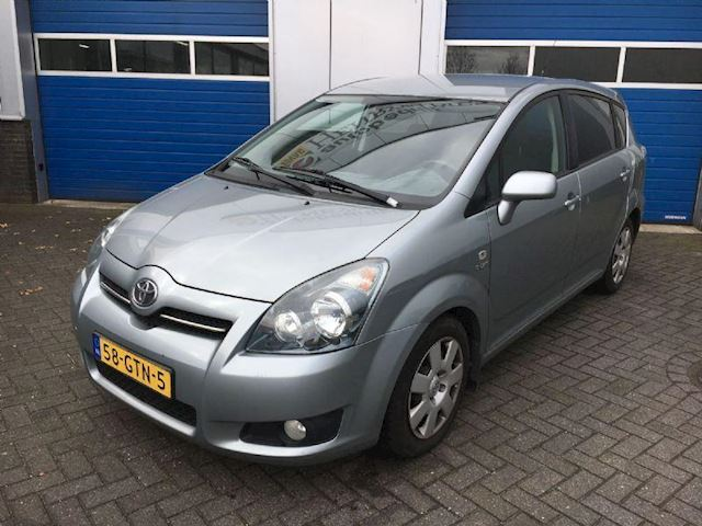 Toyota Verso 2.2d-4d d-cat clean power 175pk