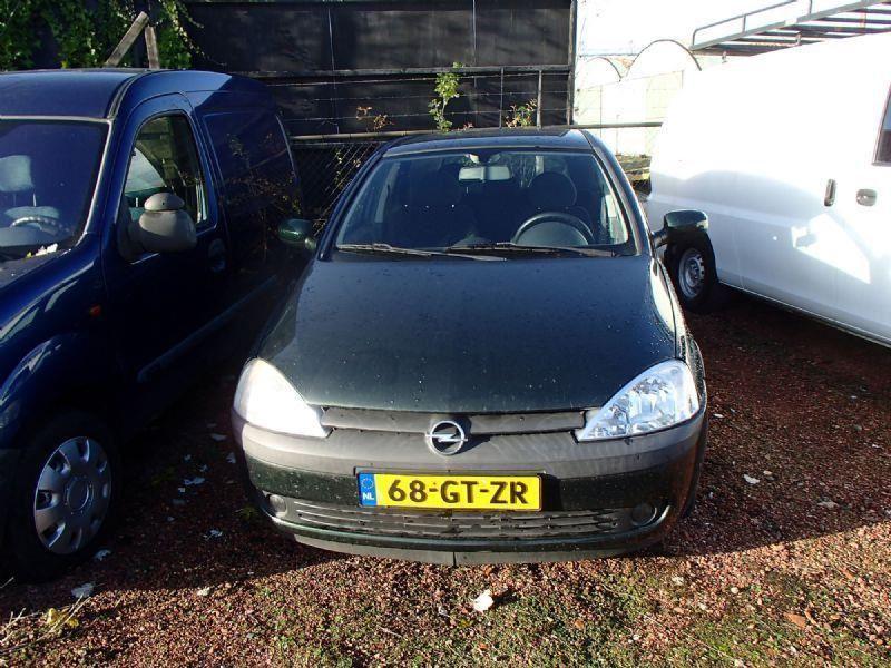 Opel Corsa occasion - Auto de Vries