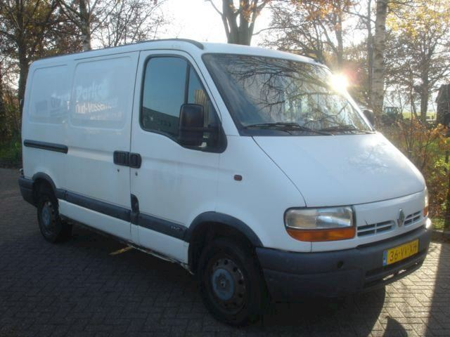 Renault Master T 28  2.2 DCI  66 KW  L1 - H1