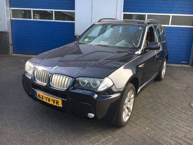 BMW X3 3.0sd High Executive Origineel NL