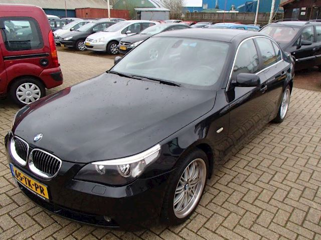 BMW 5-serie 525d Business Executive