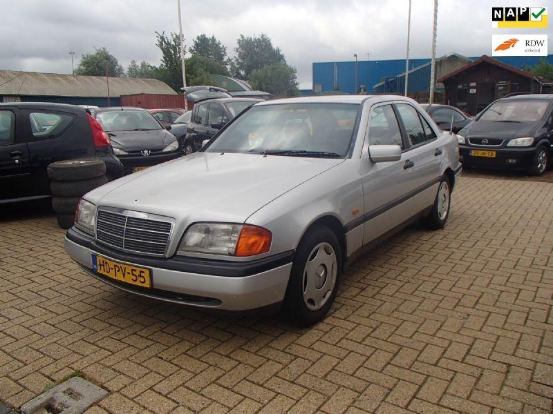 Mercedes-Benz C-klasse occasion - Auto de Vries