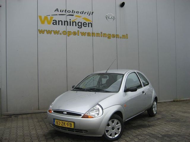 Ford Ka 1.3 Cool  Sound Zeer Nette Auto