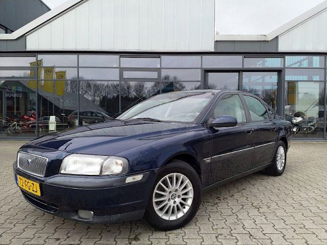 Volvo S80 2.4 Comfort YOUNGTIMER