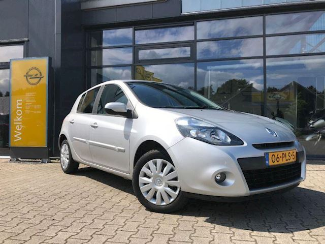 Renault Clio 1.2 TCe Authentique trekhaak