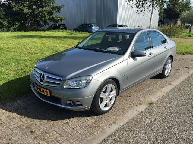 Mercedes-Benz C-klasse 180 CDI BlueEFFICIENCY Business Edition Avantgarde