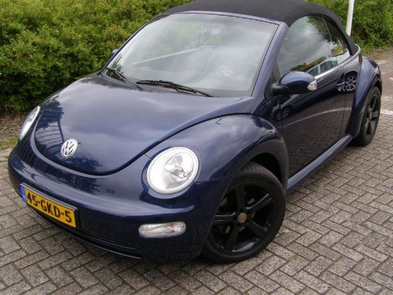 Volkswagen New Beetle Cabriolet occasion - Occasion Centrum Lelystad
