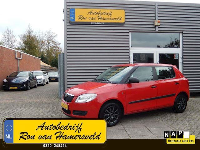 Skoda Fabia FABIA 1.2 HTP 5 DRS AIRCO CLIMA,LM VELGEN NW STAAT