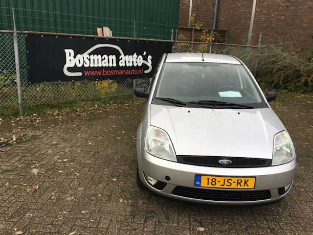 Ford Fiesta 1.4-16V First Edition   airco