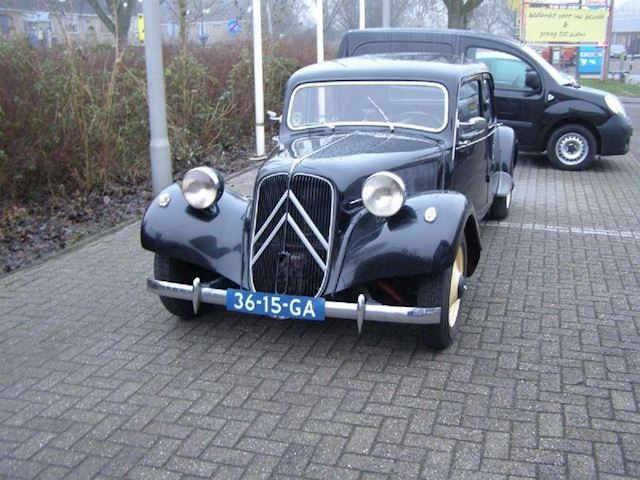 Citroen Traction occasion - Occasion Centrum Lelystad