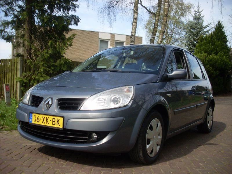 Renault Scenic occasion - Verhoeven Cars