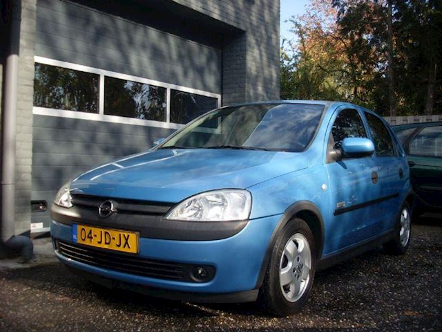 Opel Corsa occasion - Verhoeven Cars