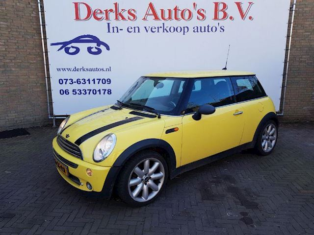 Mini 1.6 One Airco/ LMV