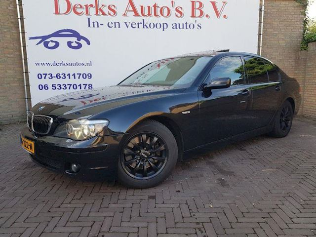 BMW 7-serie 730d High Executive