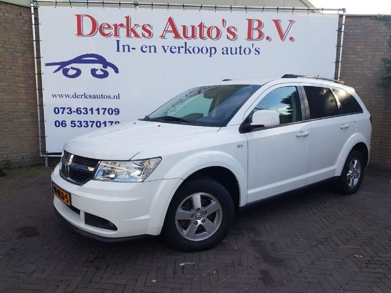 Dodge Journey occasion - Derks Auto's B.V.