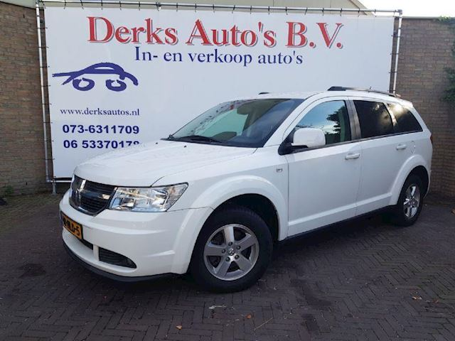 Dodge Journey 2.4 SXT Automaat