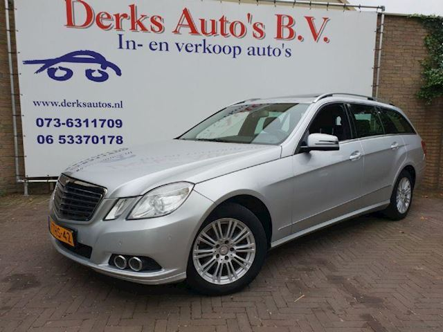 Mercedes-Benz E-klasse Estate 220 CDI Business Class Elegance