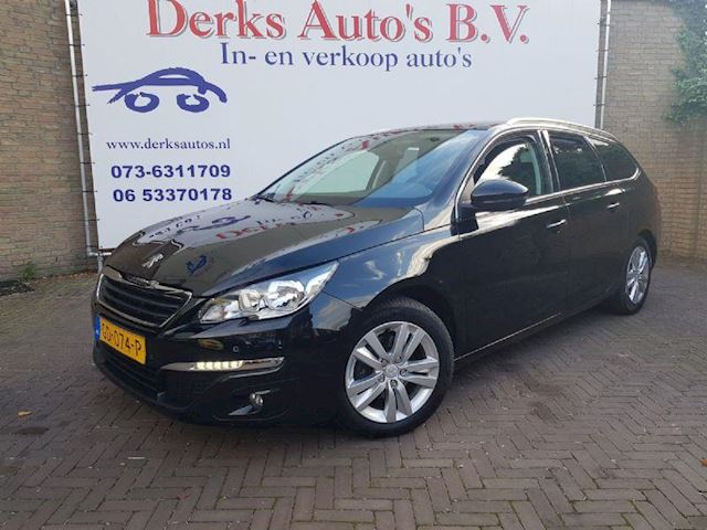 Peugeot 308 SW 1.6 BlueHDI Blue Lease Executive Pack