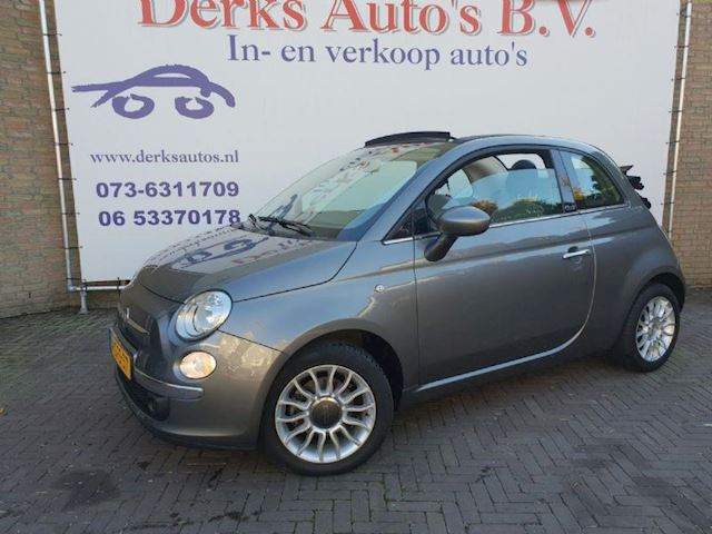 Fiat 500 C 0.9 TwinAir 500S Airco Automaat CABRIO