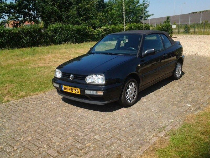 Volkswagen Golf occasion - Van der Wielen Auto's