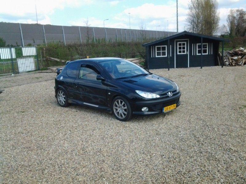 Peugeot 206 occasion - Van der Wielen Auto's