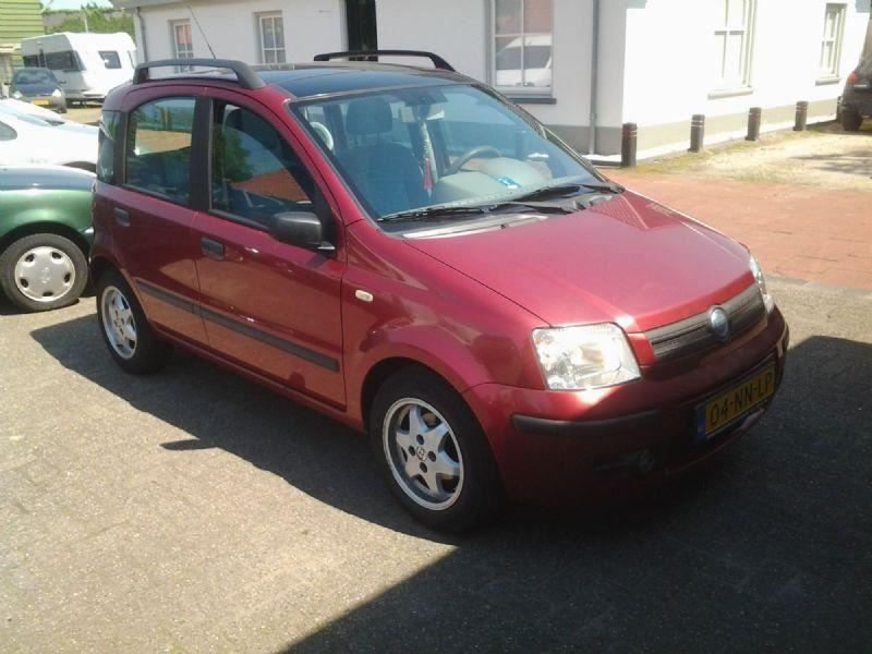 Fiat Panda occasion - Van der Wielen Auto's