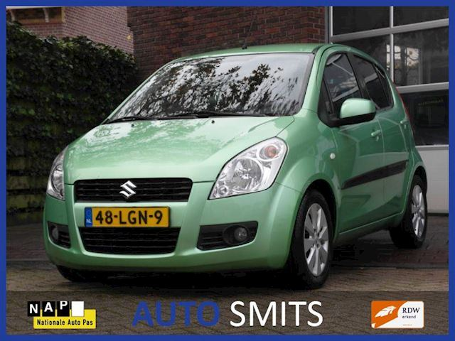 Suzuki Splash 1.2 exclusive aut