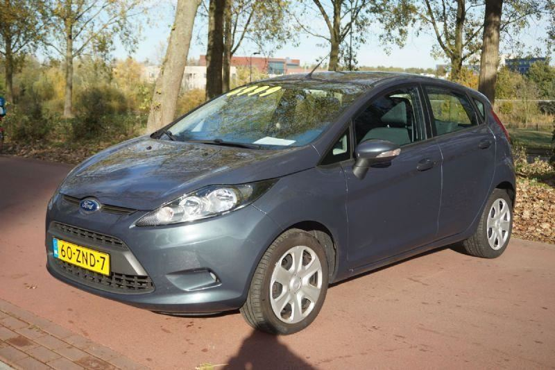 Ford Fiesta occasion - Meulenbroek Auto's
