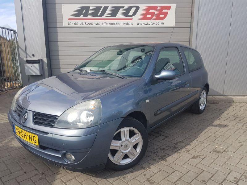 Renault Clio occasion - Auto 66 BV