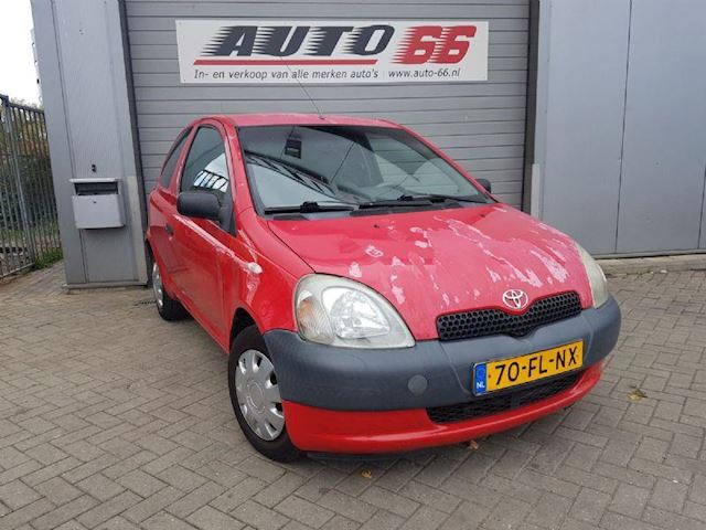 Toyota Yaris occasion - Auto 66 BV