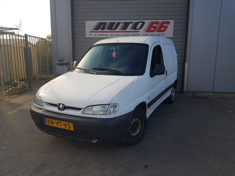 Peugeot Partner occasion - Auto 66 BV