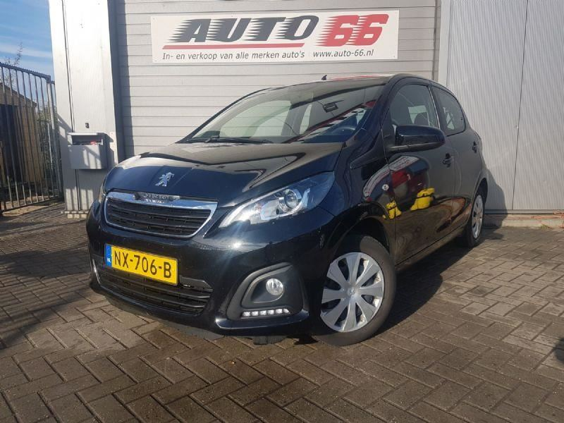Peugeot 108 occasion - Auto 66 BV