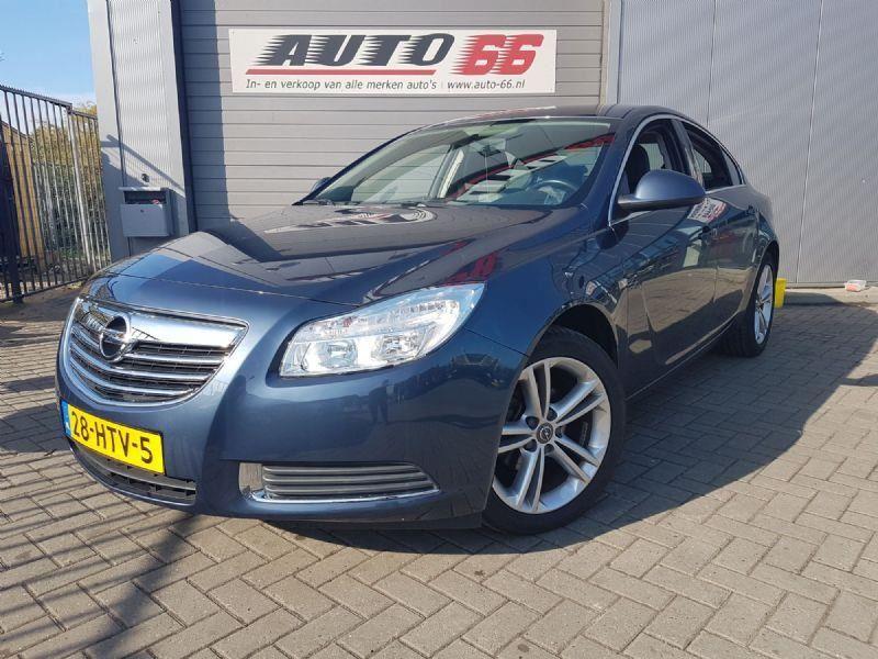 Opel Insignia occasion - Auto 66 BV