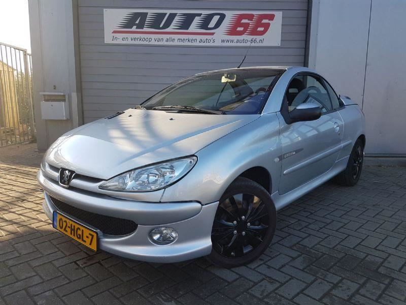 Peugeot 206 occasion - Auto 66 BV