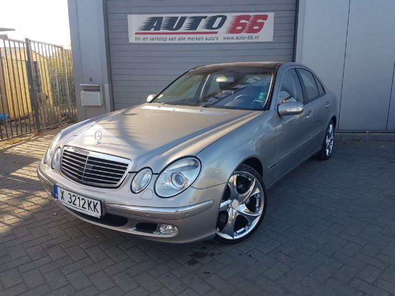 Mercedes-Benz E-klasse occasion - Auto 66 BV