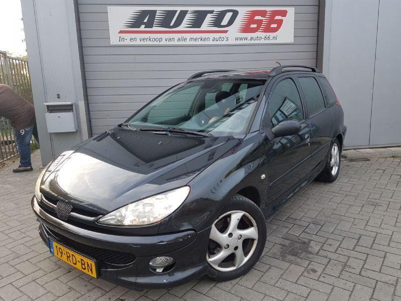Peugeot 206 occasion - Auto 66 BV