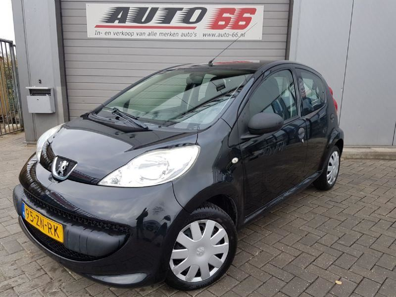 Peugeot 107 occasion - Auto 66 BV