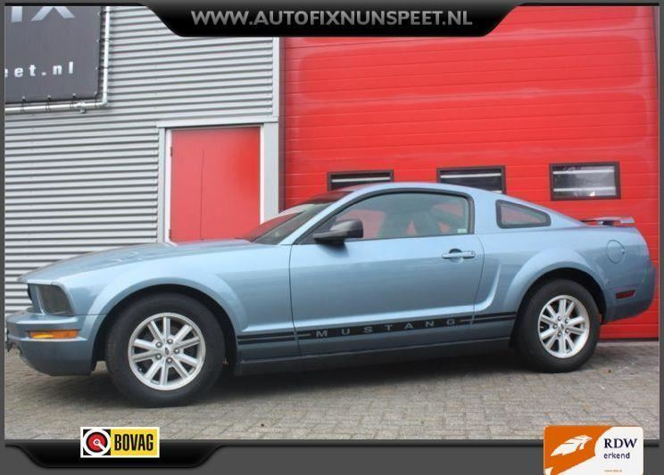 Ford USA Mustang occasion - Autofix Nunspeet