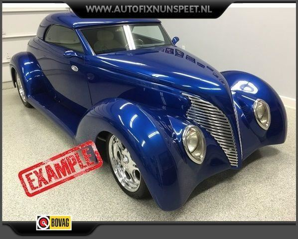 Ford USA Hotrod PROJECT occasion - Autofix Nunspeet