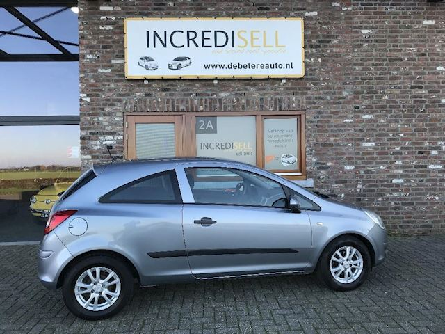 Opel Corsa occasion - Incredisell Occasions