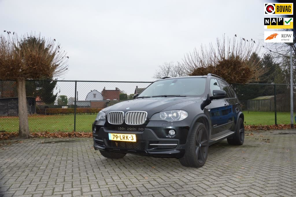 BMW X5 occasion - Autobedrijf Van Boxel VOF