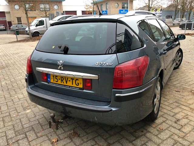 Peugeot 407 SW 2.0 HDiF XR Pack