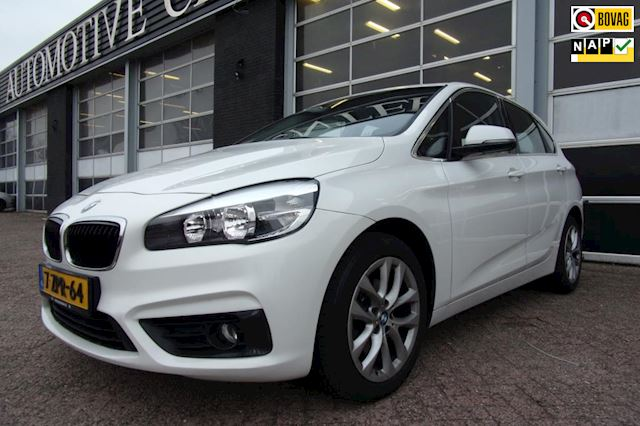 BMW 2-serie Active Tourer 218d Executive NAP  NWE APK