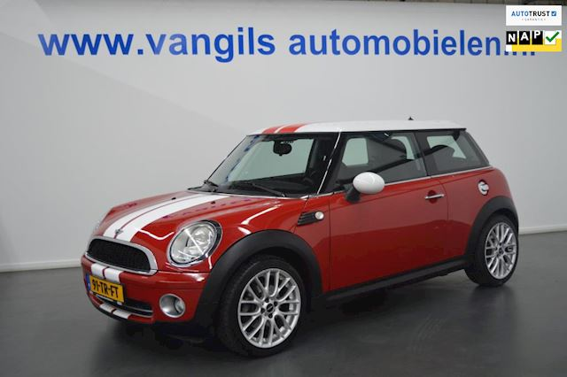 Mini Mini 1.6 Cooper Pepper